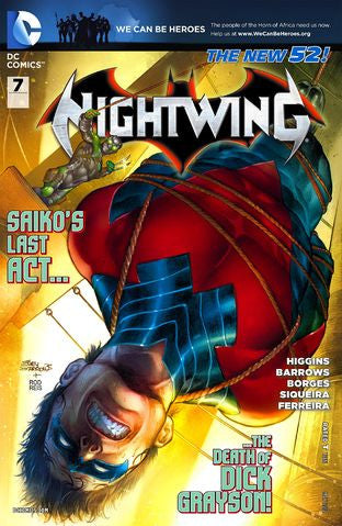 NIGHTWING (The New 52) #7
