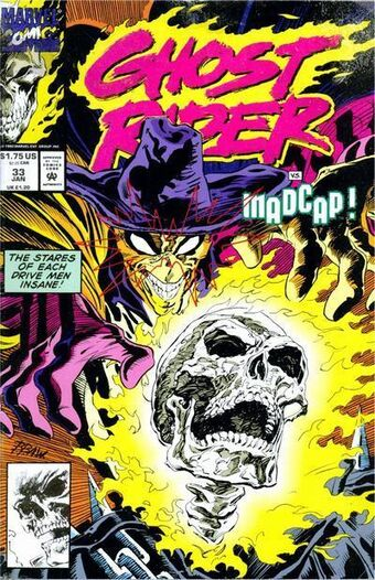 1990's GHOST RIDER Comic Lot