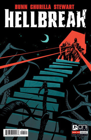 HELLBREAK #1 Cliff Chiang Variant