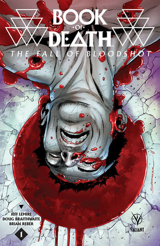 Book of Death The Fall of Bloodshot  #1 Cover A Sandoval