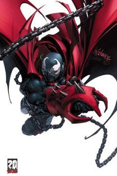 SPAWN 20TH ANNIVERSARY POSTER #2