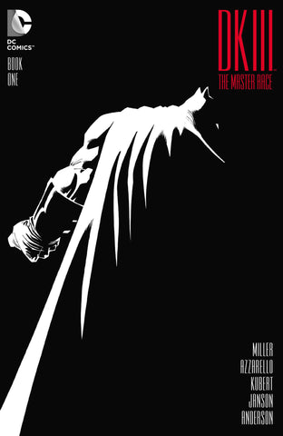 DARK KNIGHT III: THE MASTER RACE #1