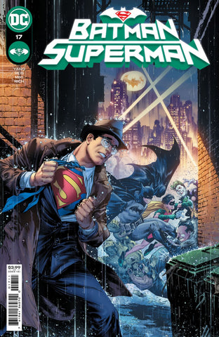 BATMAN SUPERMAN #17 PRE-ORDER