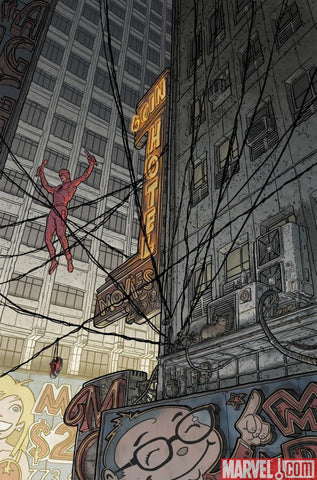 DAREDEVIL #500 DARROW VAR