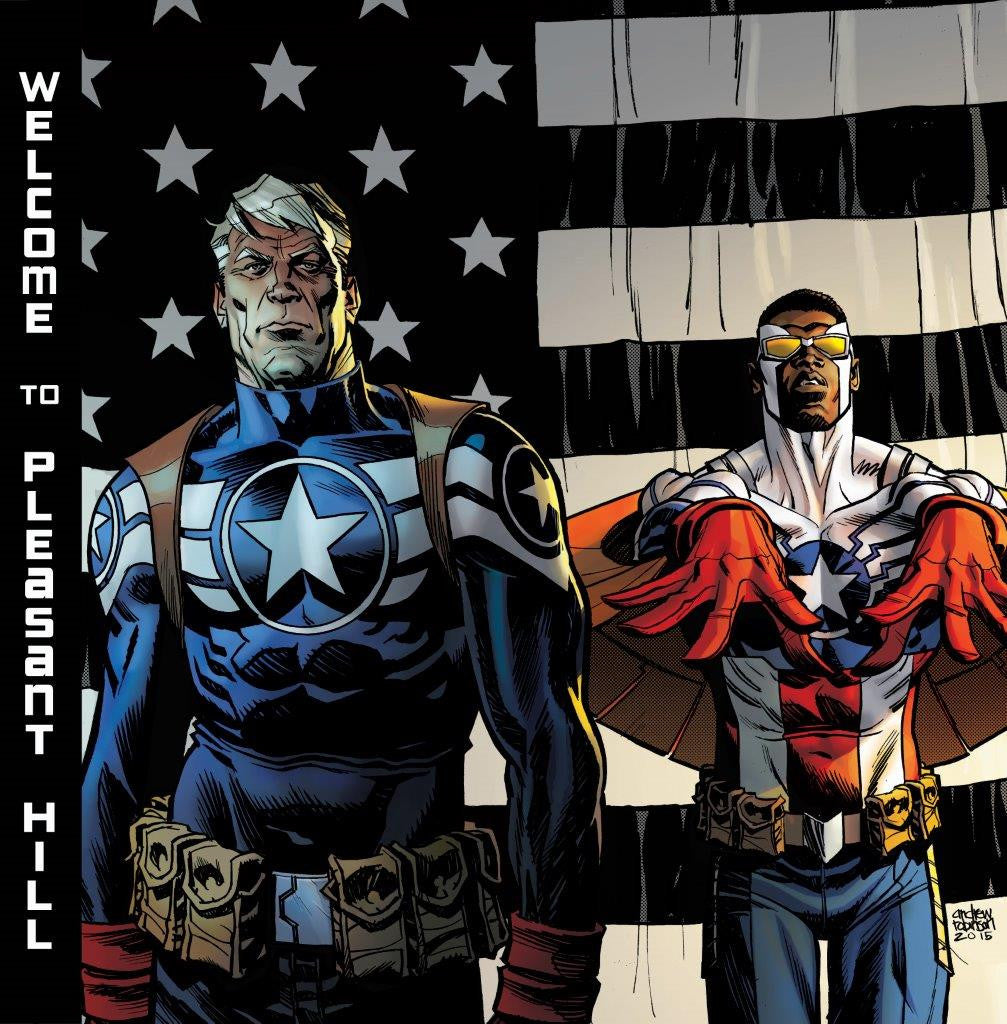 AVENGERS STANDOFF WELCOME TO PLEASANT HILL #1 HIP HOP VARIANT
