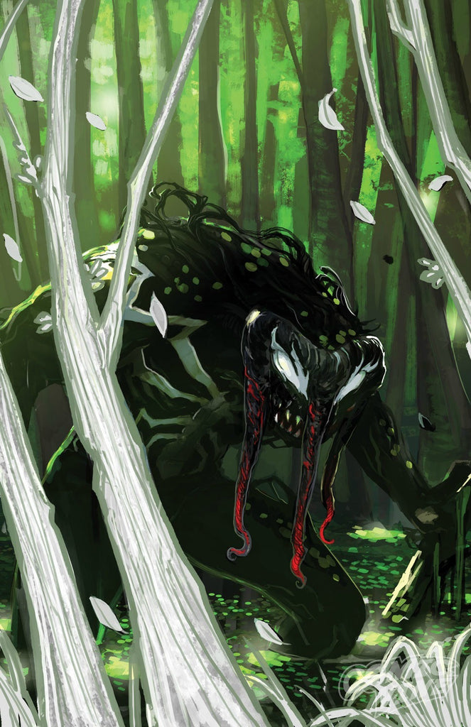 MAN-THING #1 (OF 5) VENOMIZED VAR