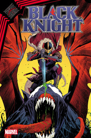 KING IN BLACK BLACK KNIGHT #1 Collector's Pack Pre-order