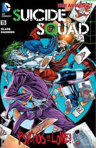 SUICIDE SQUAD #15 (NEW 52) JOKER