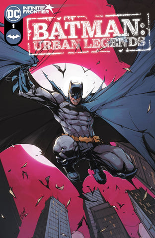 BATMAN URBAN LEGENDS #1 PRE-ORDER