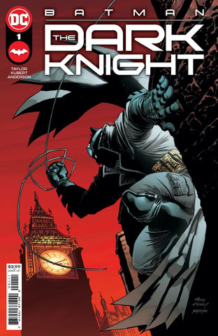 BATMAN THE DARK KNIGHT #1 PRE-ORDER