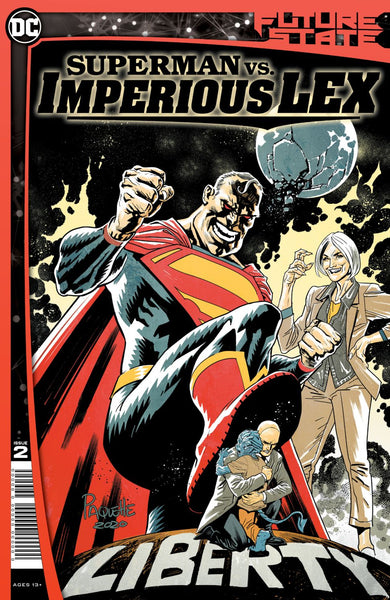 SUPERMAN VS. IMPERIOUS LEX #2 Collector's Pack Pre-order