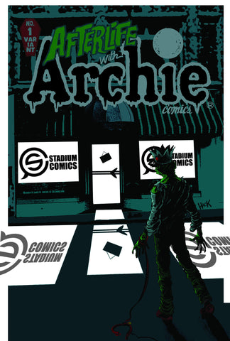 Afterlife With Archie #1 - Stadium Comics Exclusive Variant
