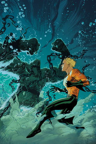 AQUAMAN (REBIRTH) #8 VARIANT