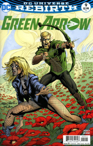 GREEN ARROW (REBIRTH) NEAL ADAMS VARIANT #9