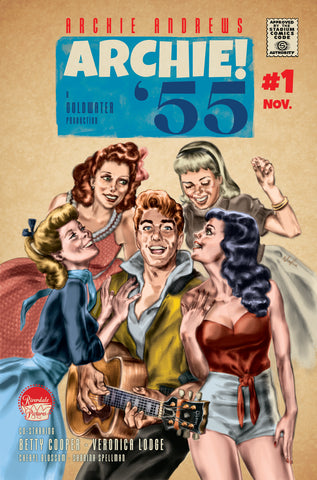 ARCHIE 1955 #1 Exclusive Variant Cover