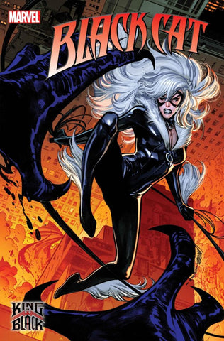 BLACK CAT #1 Collector's Pack Pre-order KING IN BLACK