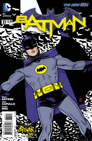 BATMAN #31 '66 VARIANT COVER
