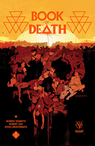 Book of Death #1 Cover B Nord