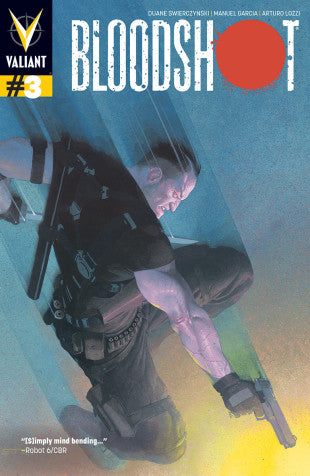 BLOODSHOT #3