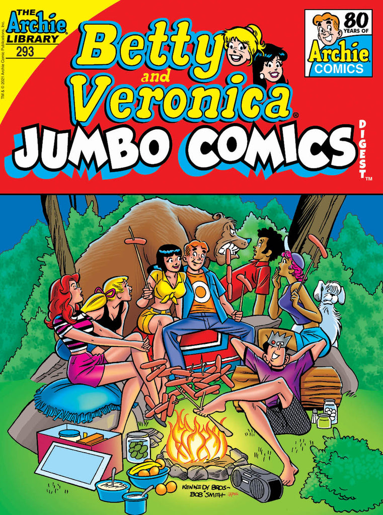 BETTY & VERONICA JUMBO COMICS DIGEST #293 PRE-ORDER