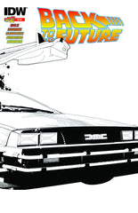 Back To The Future #2 2nd Printing