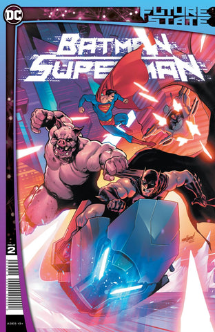 Batman Superman #2 Collector's Pack Pre-order