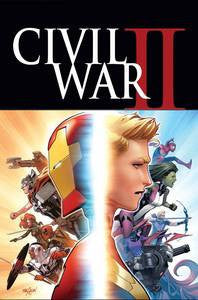 CIVIL WAR II #1 MARQUEZ VARIANT COVER- 1:25