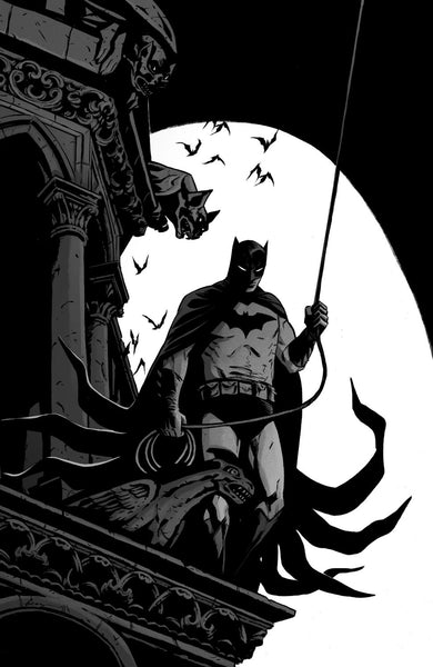 BATMAN BLACK & WHITE #4 PRE-ORDER