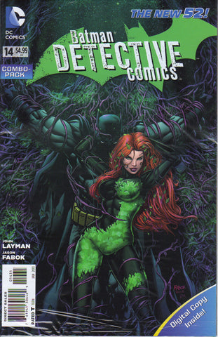 DETECTIVE COMICS #14 COMBO PACK VARIANT