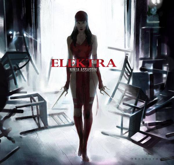 ELEKTRA #1 Collector's Pack Preorder