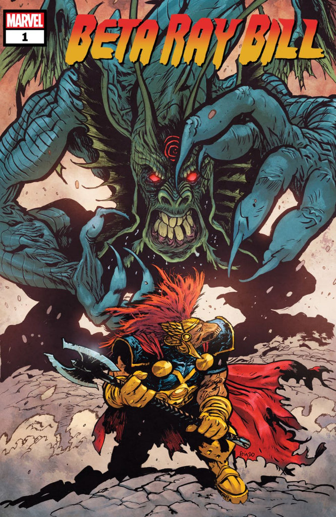 BETA RAY BILL #1 PRE-ORDER