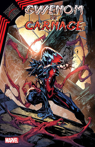KING IN BLACK GWENOM VS CARNAGE #1 Collector's Pack Pre-order