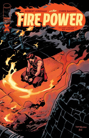 FIRE POWER BY KIRKMAN & SAMNEE #10 PRE-ORDER