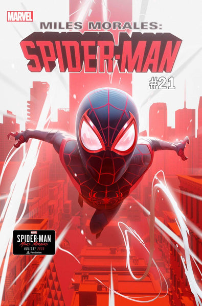 MILES MORALES SPIDER-MAN #21 Collector's Pack Pre-order