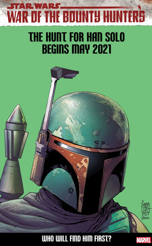 STAR WARS WAR OF THE BOUNTY HUNTERS #2 PRE-ORDER