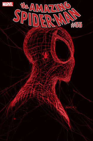 AMAZING SPIDER-MAN #55 2ND PTG VARIANT