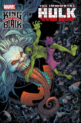 KING IN BLACK IMMORTAL HULK #1 Collector's Pack Pre-order