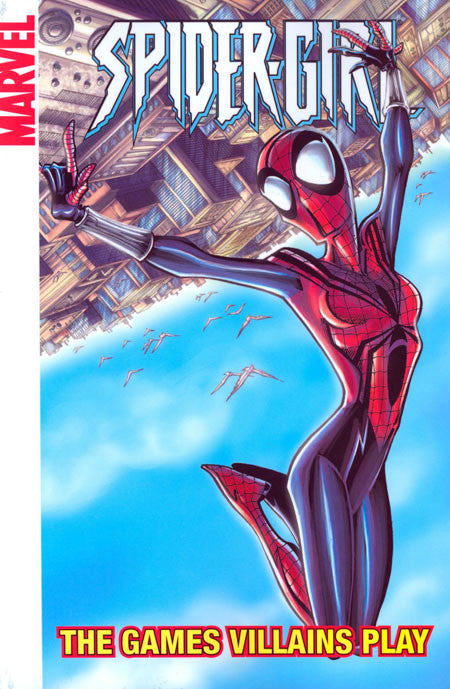 SPIDER-GIRL TP VOL 12 GAMES VILLAINS PLAY DIGEST