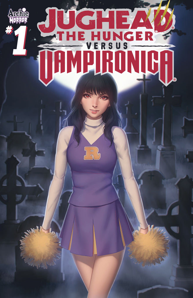 JUGHEAD THE HUNGER VS VAMPIRONICA #1 EXCLUSIVE Variant Cover Set