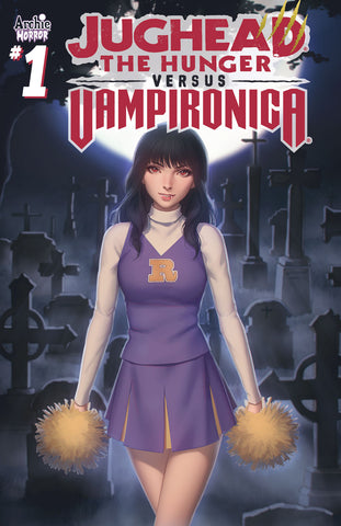 JUGHEAD THE HUNGER VS VAMPIRONICA #1 EXCLUSIVE Variant Cover