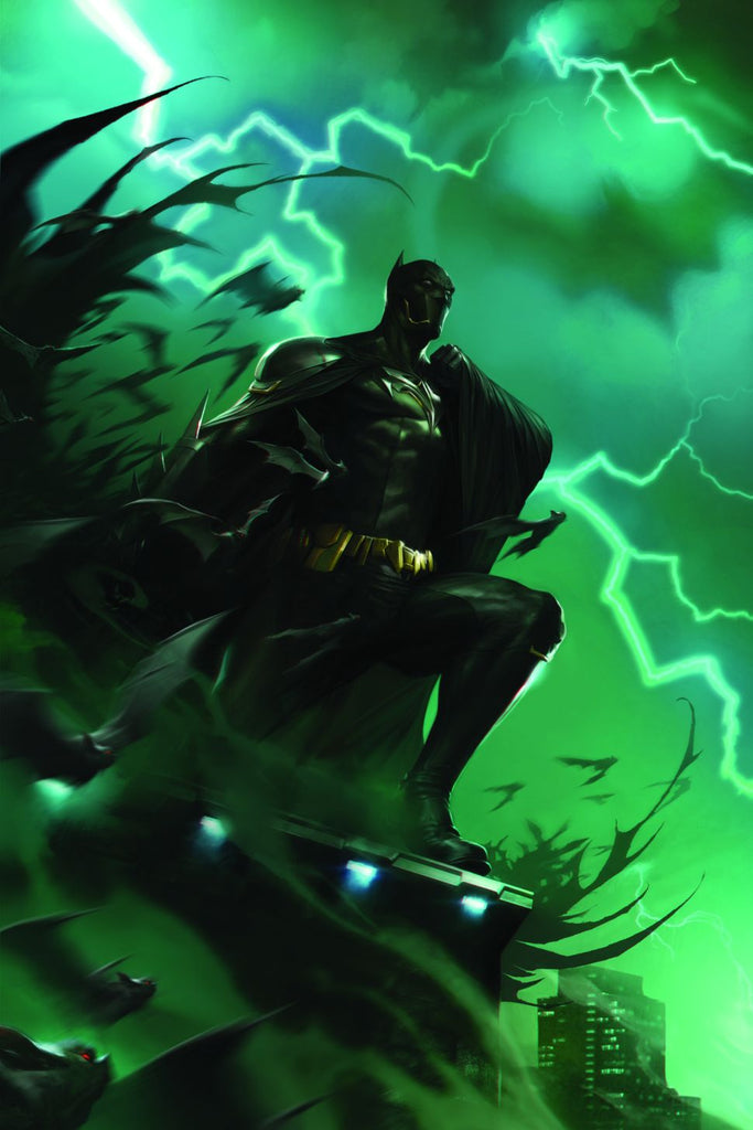 The Next Batman #2 Collector's Pack Pre-order