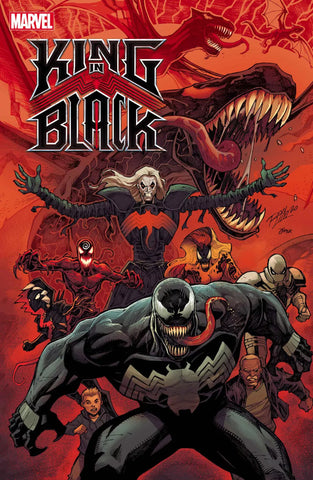 KING IN BLACK HANDBOOK #1 Pre-order