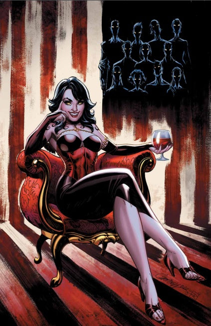 KILLADELPHIA #10 J. Scott Campbell Exclusive Virgin Variant