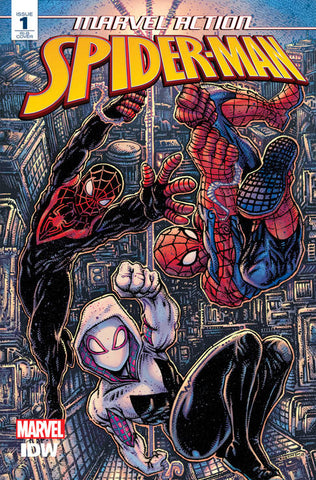 MARVEL ACTION SPIDER-MAN #1 1:25 Kevin Eastman Variant Cover