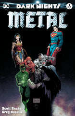 DARK NIGHTS: METAL #1 Collector's Pack Preorder