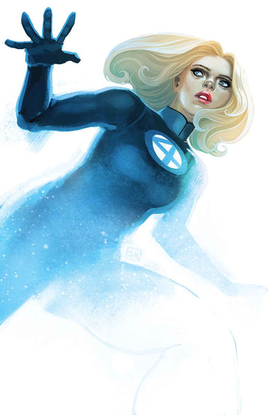 INVISIBLE WOMAN #1 Collector's Pack Pre-order