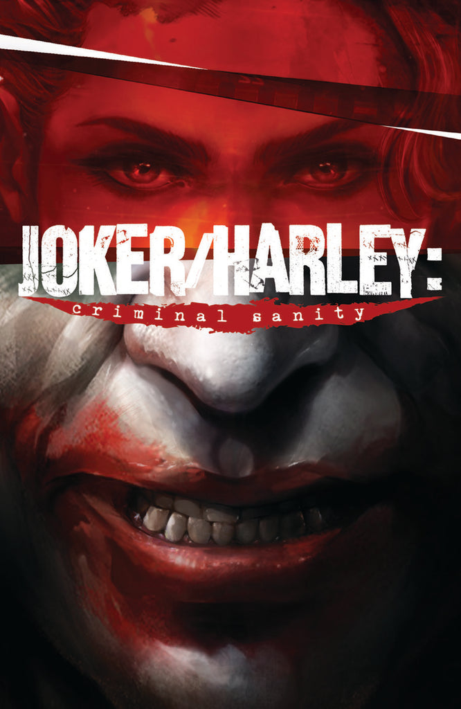 JOKER HARLEY CRIMINAL SANITY #1 Collector's Pack Pre-order