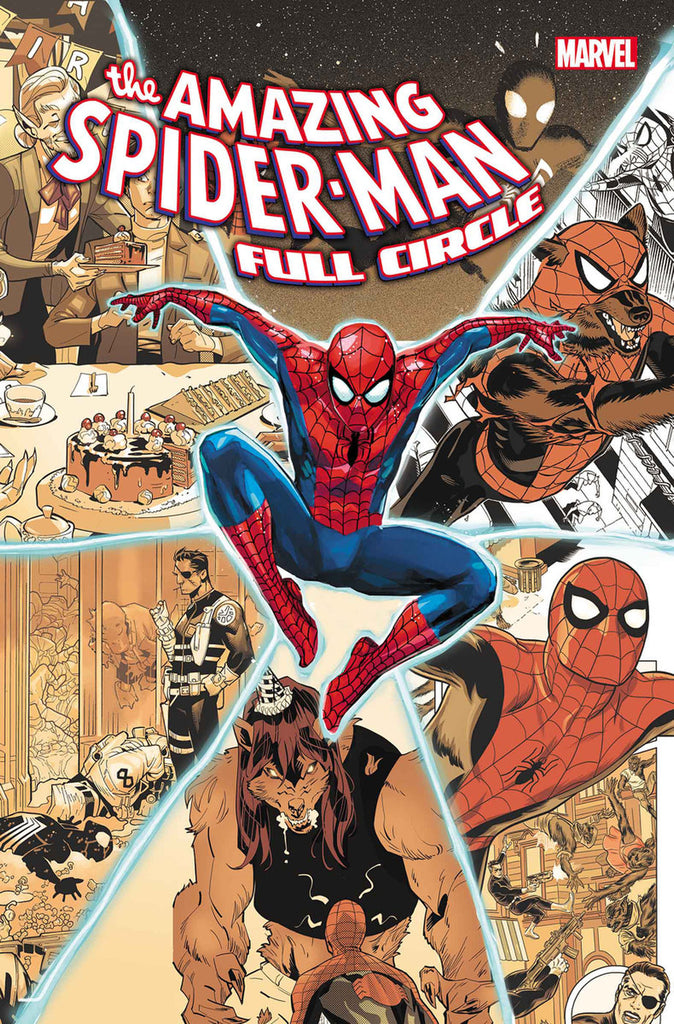 AMAZING SPIDER-MAN FULL CIRCLE #1 Collector's Pack Pre-order
