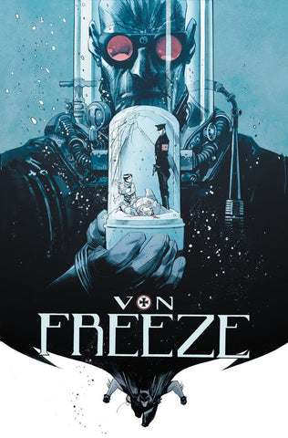 BATMAN WHITE KNIGHT PRESENTS VON FREEZE #1 Collector's Pack Pre-order