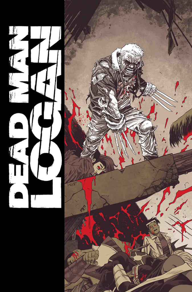 DEAD MAN LOGAN #1 Collector's Pack Pre-order